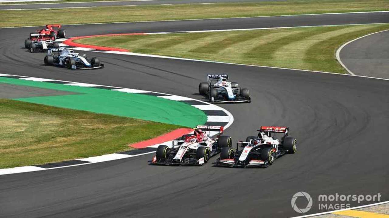 70th Anniversary GP at Silverstone 2020
