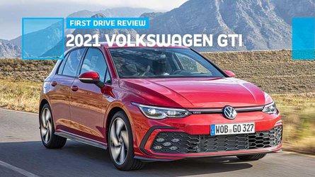 2021 Volkswagen Golf GTI First Drive Review: Hot Hatch Heir