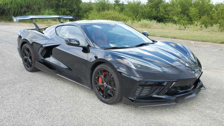 Corvette Buyers Missing High Wing Option Can Try This C8.R-Inspired Alternative