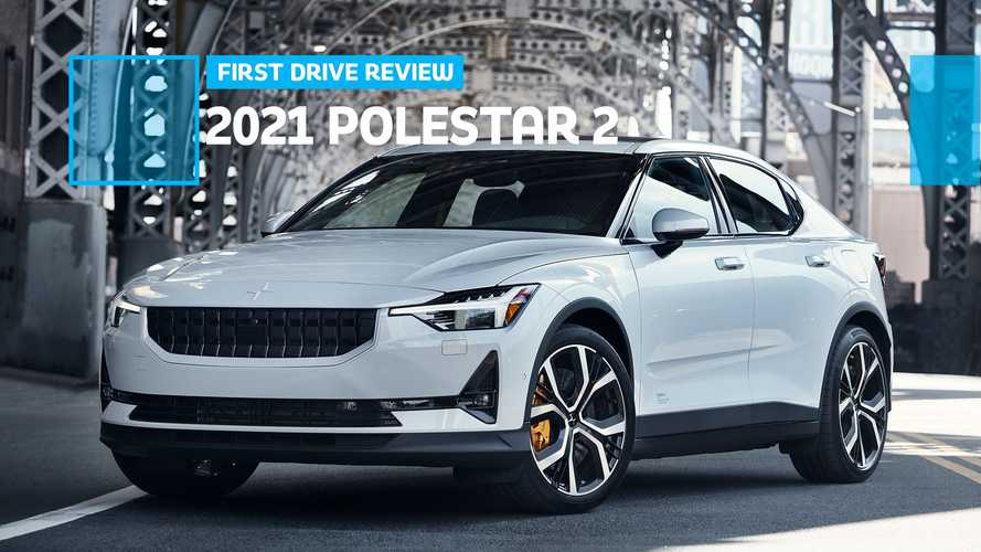 2021 Polestar 2 First Drive Review: An Electrifying Second Act