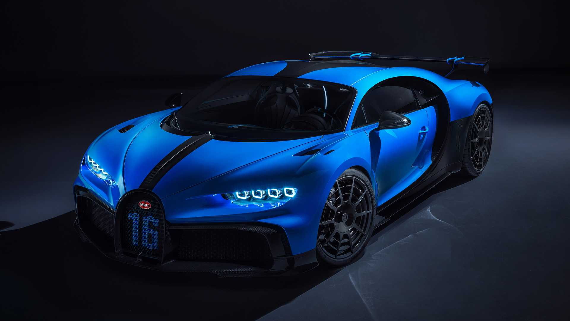 2020 Bugatti Veyron Spesification