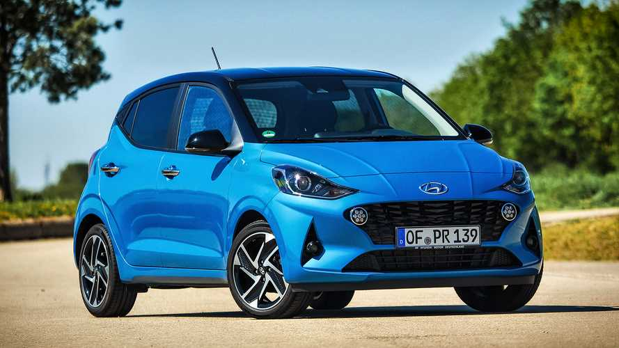 Hyundai i10 (2020) im Test: Klein, aber fein