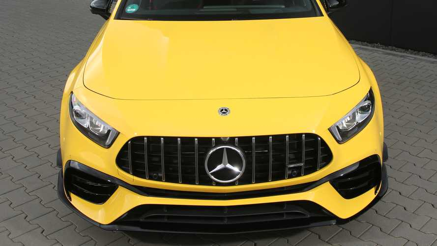 Mercedes-AMG A35 And CLA 35 To Get Panamericana Grille