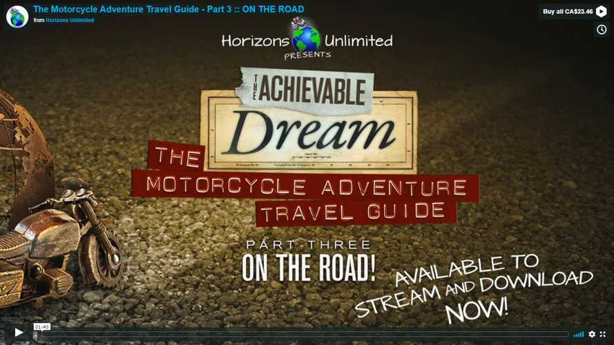 These Moto-Travel Videos Are Streaming For Free