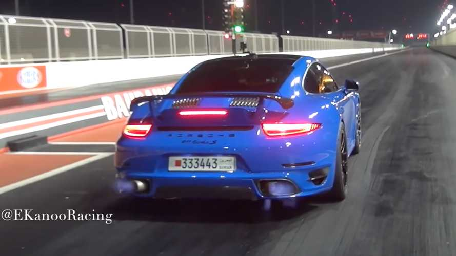 Porsche 911 Turbo S does 0-60 in 1.87 seconds, quarter mile in 8.47