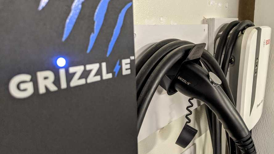 Get $25 Off The Grizzl-E Home EV Charging Station!