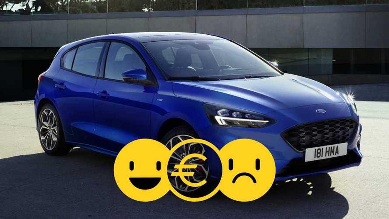 Copertina Promo Ford Focus