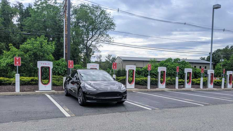 Tesla Opens 2,000th Global Supercharger Site, Shows No Signs Of Slowing Down