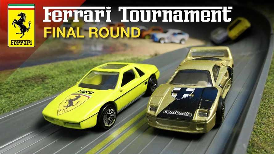 This Diecast Racing Series is a genius form of motorsport fun