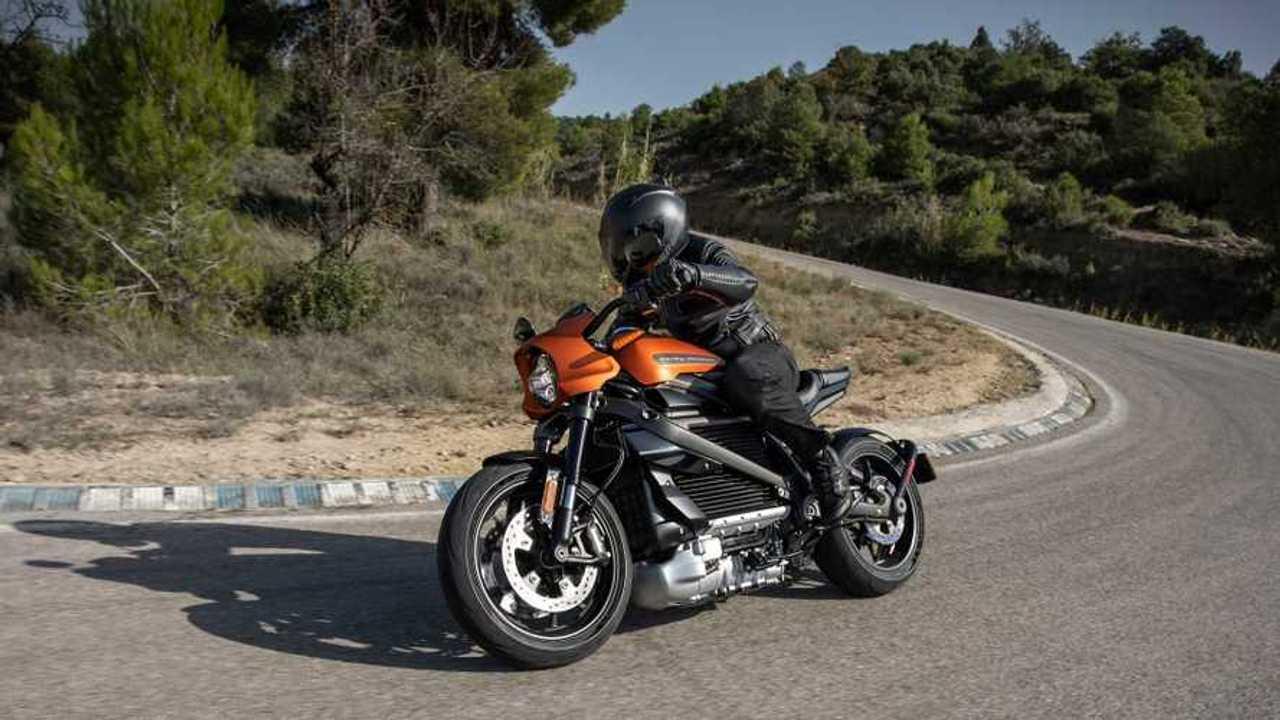 Harley-Davidson представил свой первый серийный электробайк