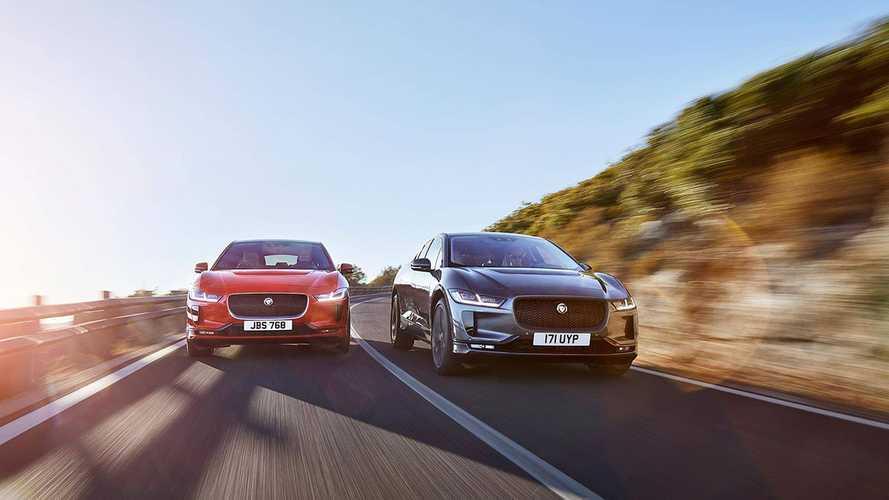 Российские автожурналисты выбрали Jaguar I-Pace компактным кроссовером года