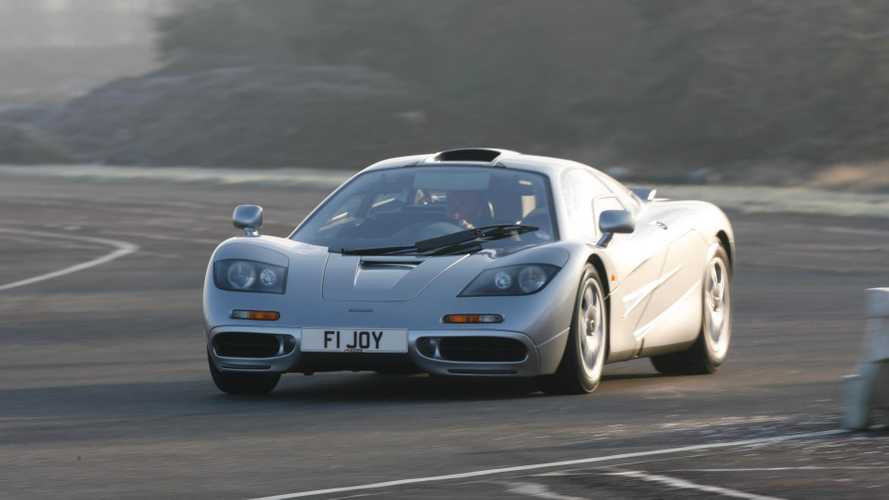 McLaren F1: A living legend