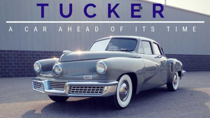 Tucker 48s to appear at Pebble Beach for the first time