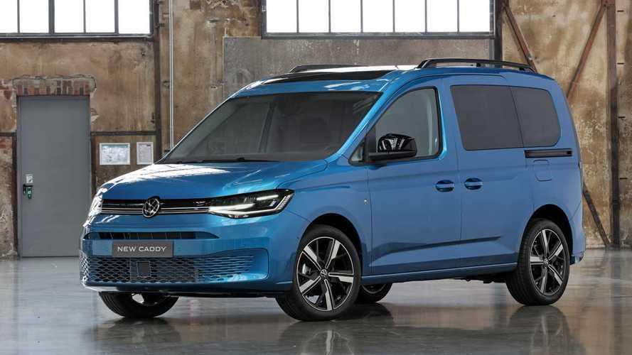 VW Caddy (2021): Auch ein Plug-in-Hybrid ist geplant (Update)