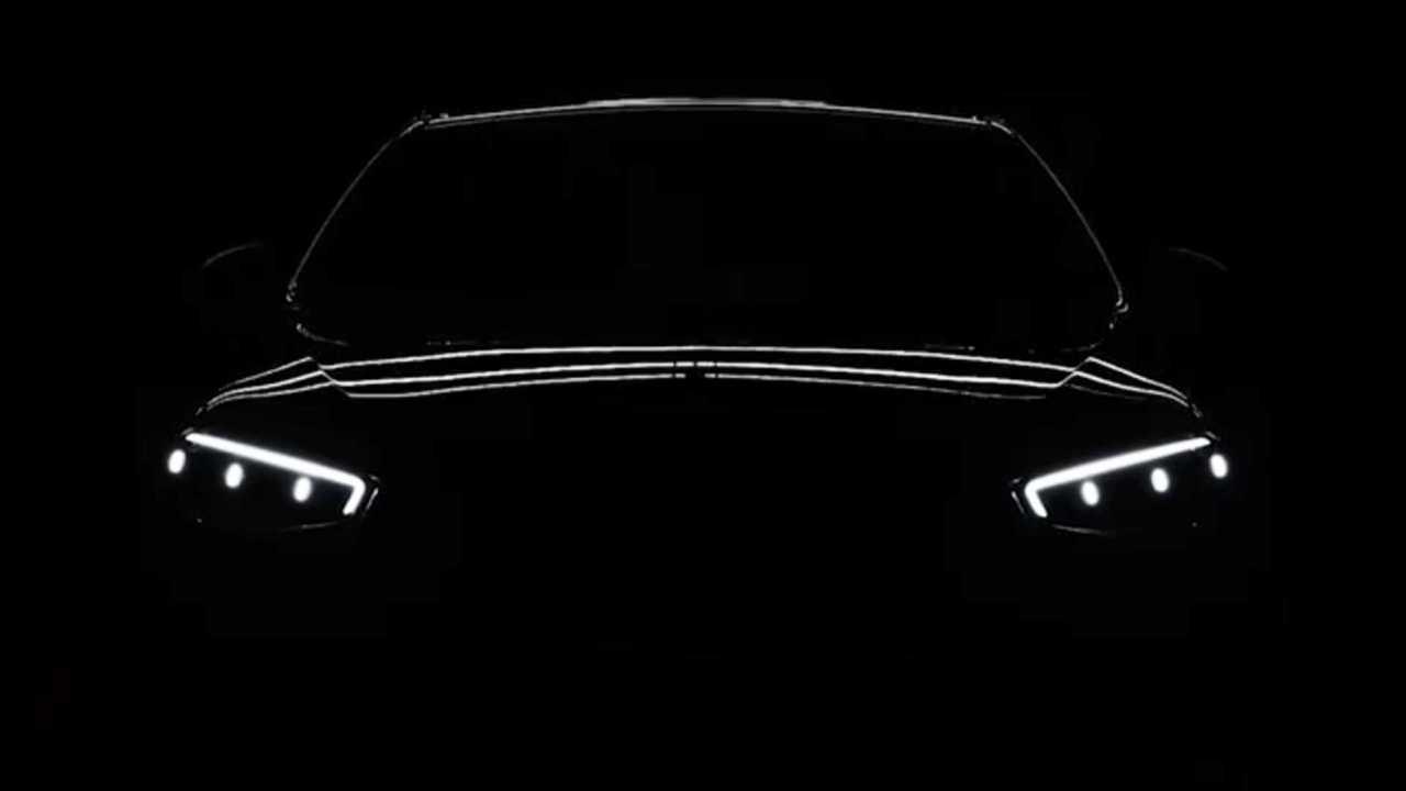2021 Mercedes-Benz S-Class Teaser
