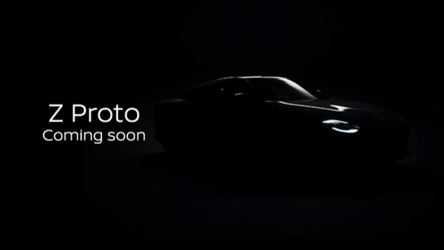 2021 Nissan Z Proto officially teased ahead of September 15 debut