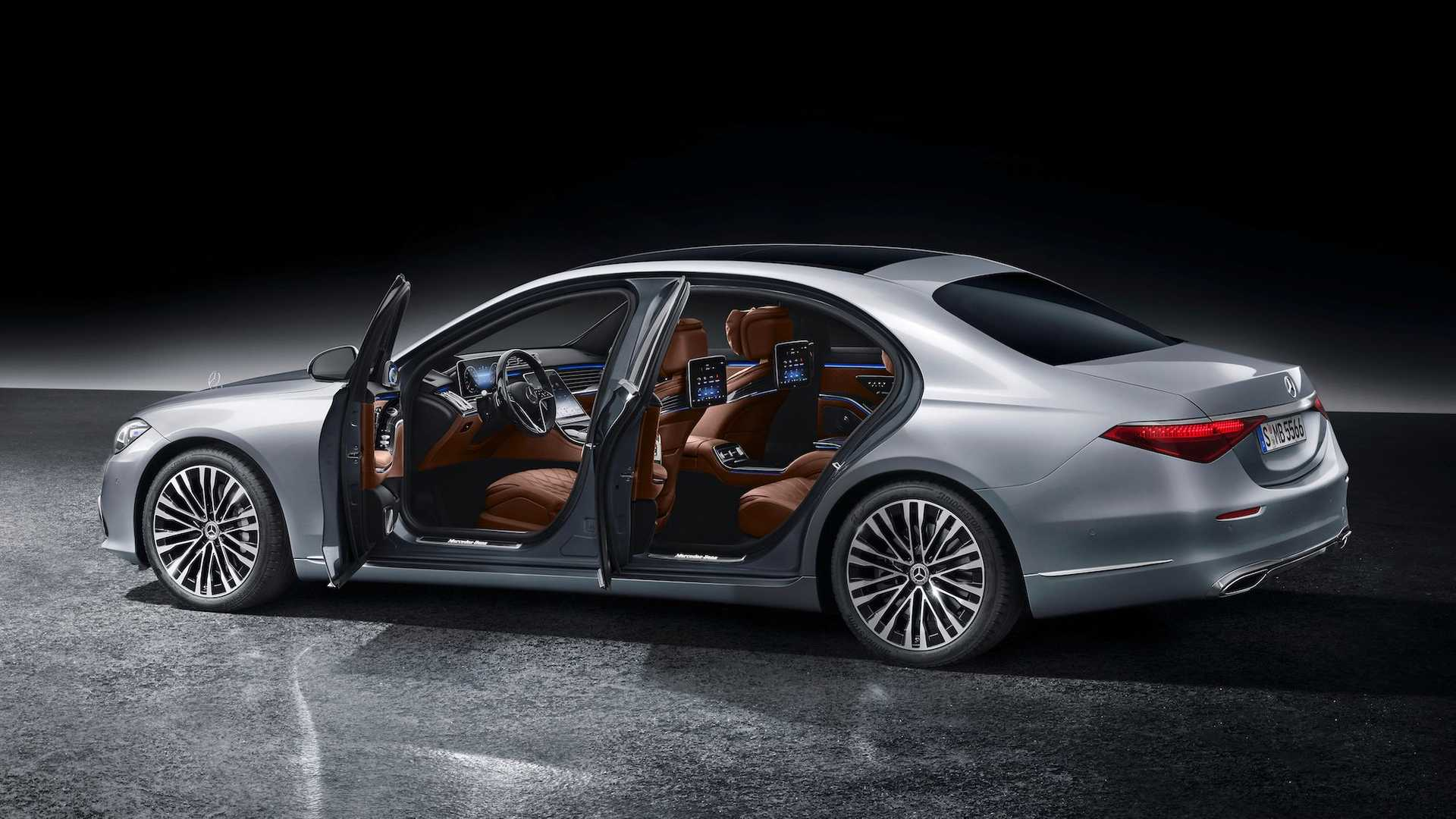 Maybach S-Class To Debut In November, AMG S63e And S73e To ...