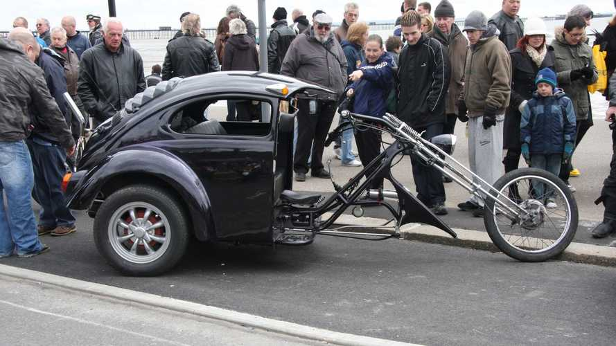 5 Motorcycles Powered By Car Engines