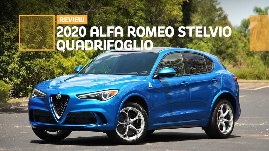 2020 Alfa Romeo Stelvio Quadrifoglio Review: More Buttoned Up