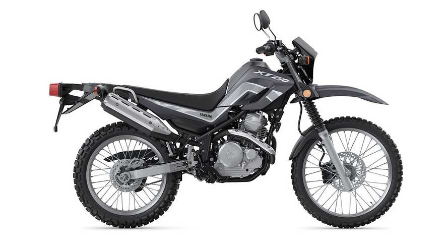 Yamaha XT250 And TW200 Confirmed For 2021, Unchanged. Again.