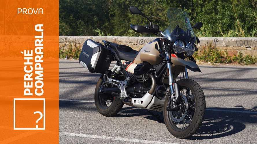 Moto Guzzi V85 TT Travel, perché comprarla… E perché no