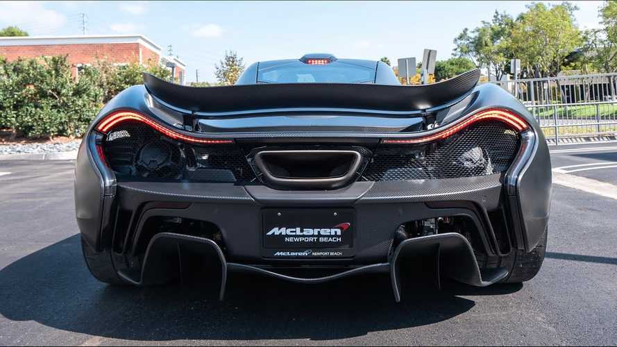 McLaren P1 owner reveals battery trickle charger costs $30,000