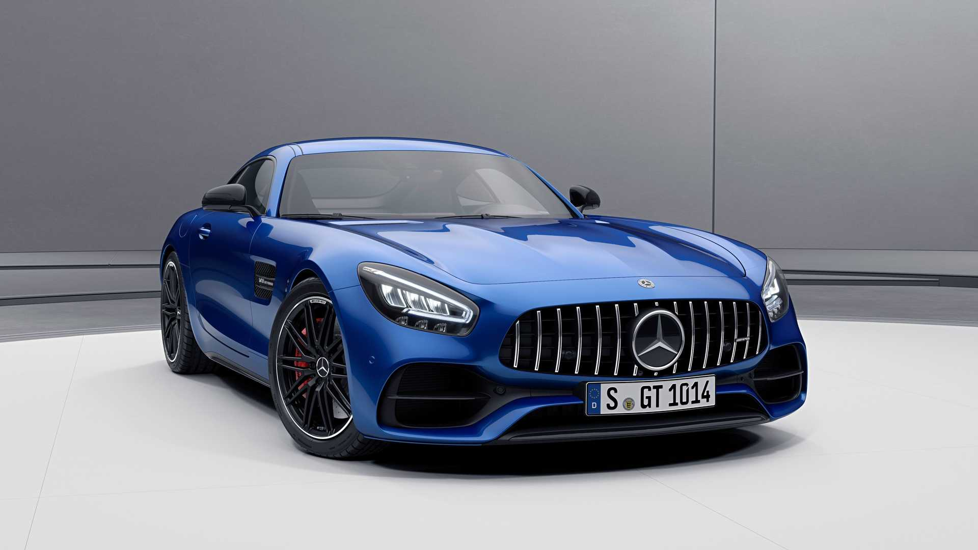 2020 Mercedes AMG GT Price, Design and Review