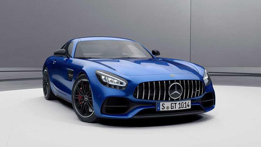 Mercedes-AMG GT (2020)