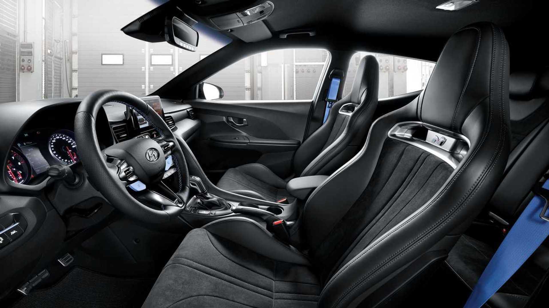 2018 - [Hyundai] Veloster II - Page 6 2021-hyundai-veloster-n-interior