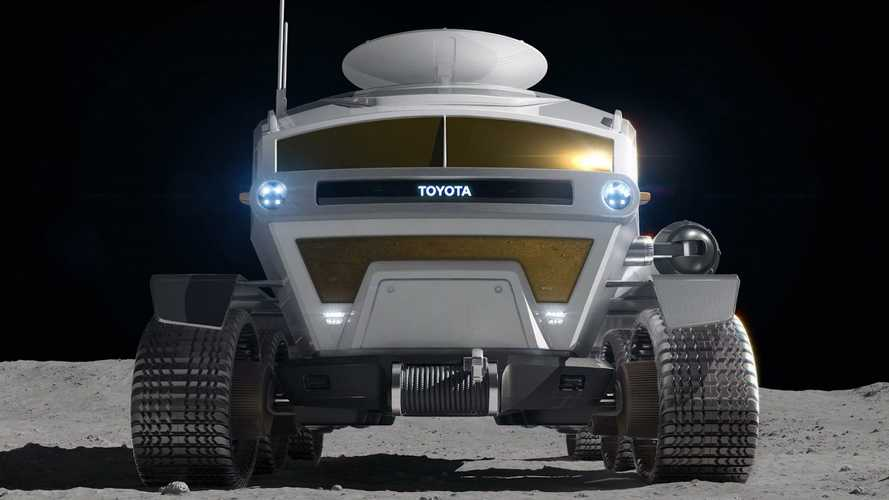 Japan gives its moon exploration vehicle the most Toyota name ever