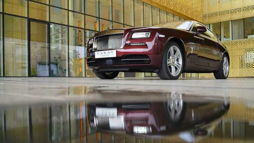 Carat Duchatelet Rolls-Royce Wraith Shooting Brake