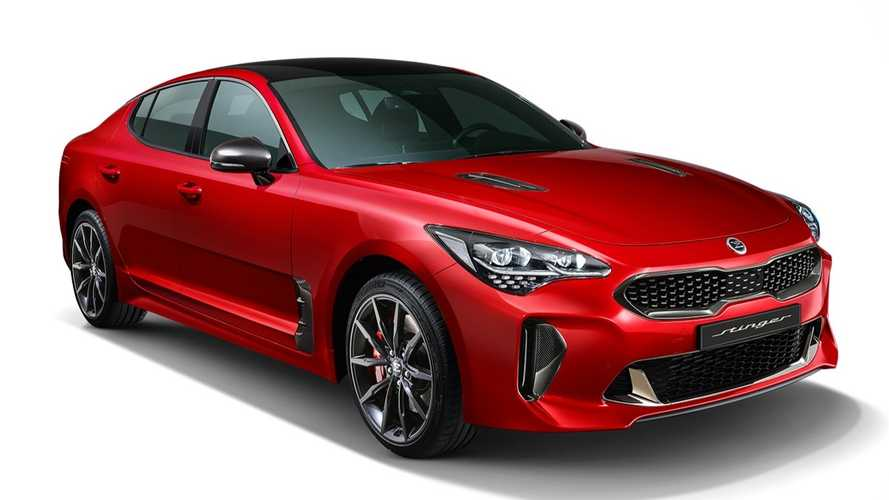 2021 Kia Stinger Engines Revealed: More Power To The People