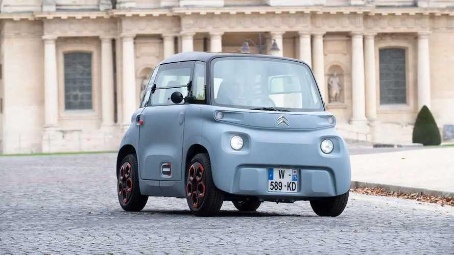 Essai Citroën Ami (2020)
