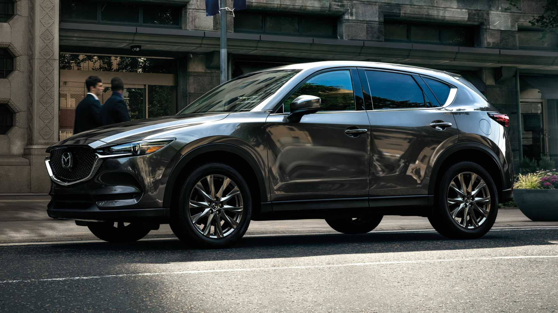 New Mazda CX-5 To Go Premium, Gain Six-Cylinder Engines: Report