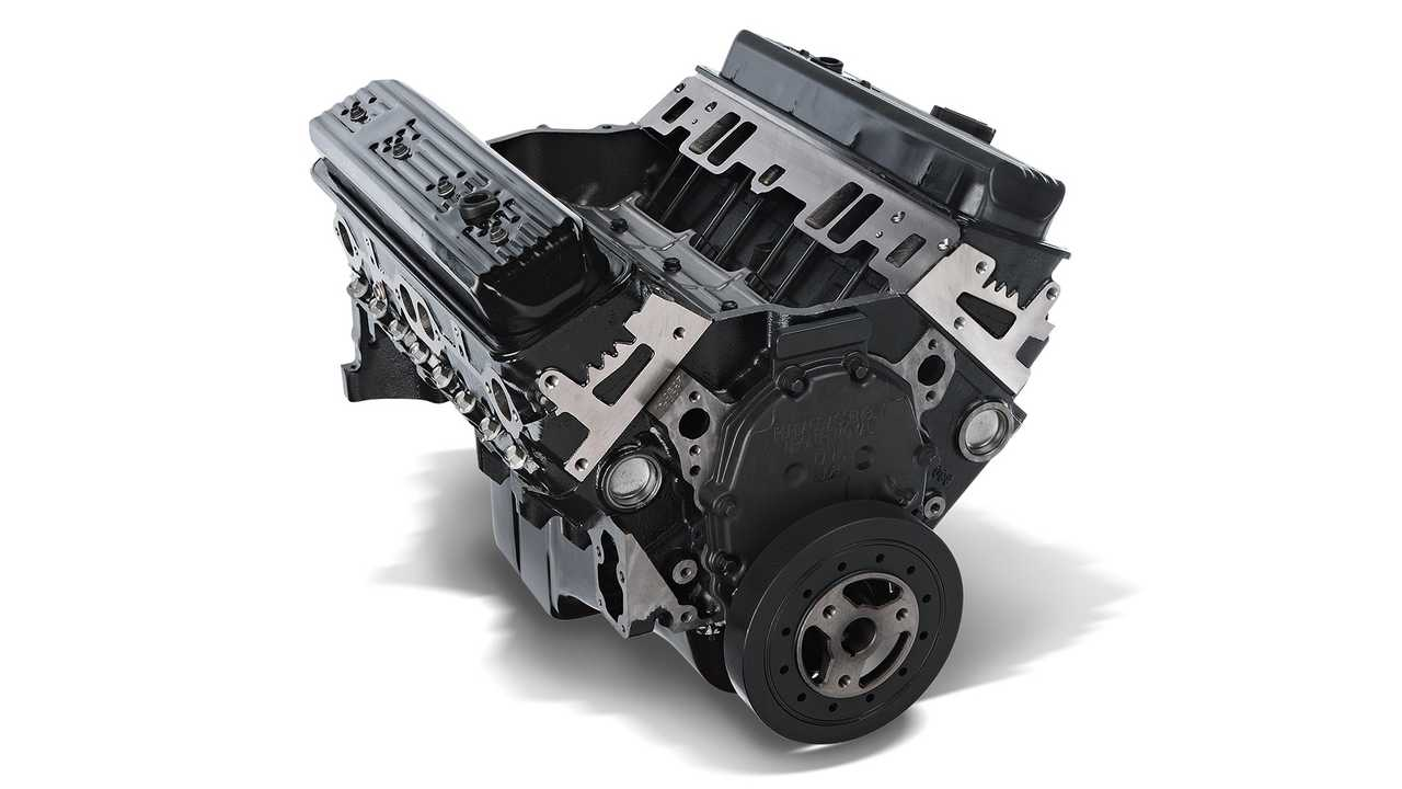 General Motors New 350 Service Engines