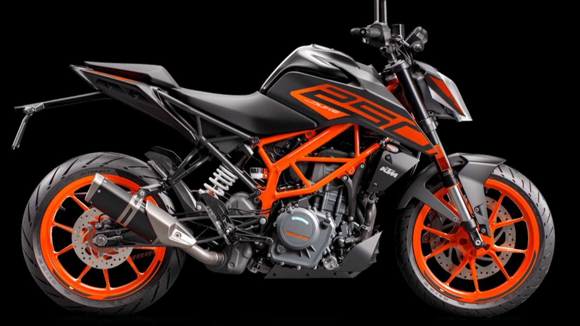 The BS6 KTM 250 Duke Gets Some Cool Updates