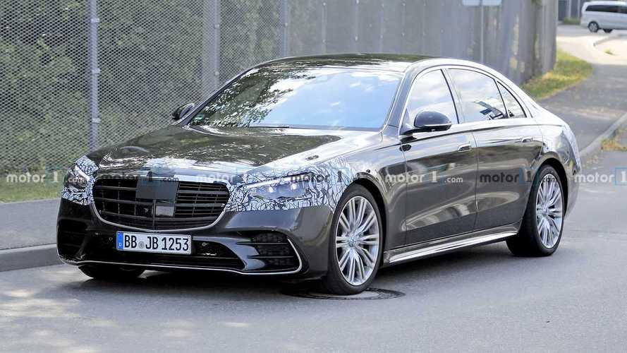 Yeni 2021 Mercedes-Benz S-Serisi bir kez daha görüntülendi