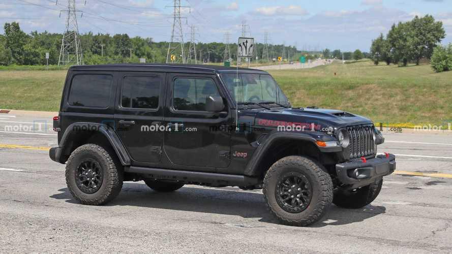 Jeep, Hemi V8 motorlu Wrangler modellerini resmen doğruladı