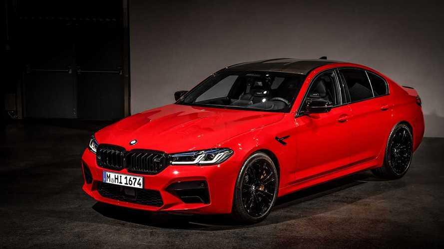 La BMW M5 se refait une beauté pour son millésime 2021