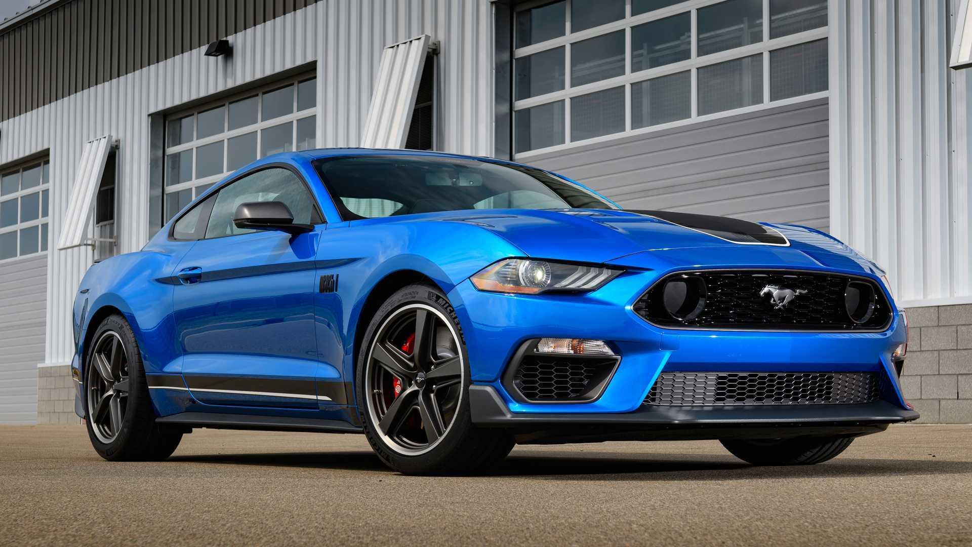 El Ford Mustang No Desaparecera A Pesar Del Bombardeo De Modelos Suv