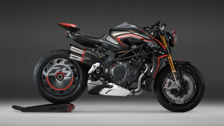 Brutal MV Agusta Rush 1000 Dragster Will Hit Production In June