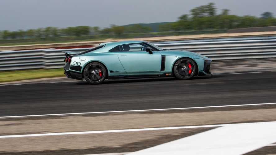 2020 Nissan GT-R50 by Italdesign first production car