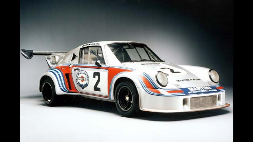 Eilige Drucksache: Porsche 911 Turbo wird 30