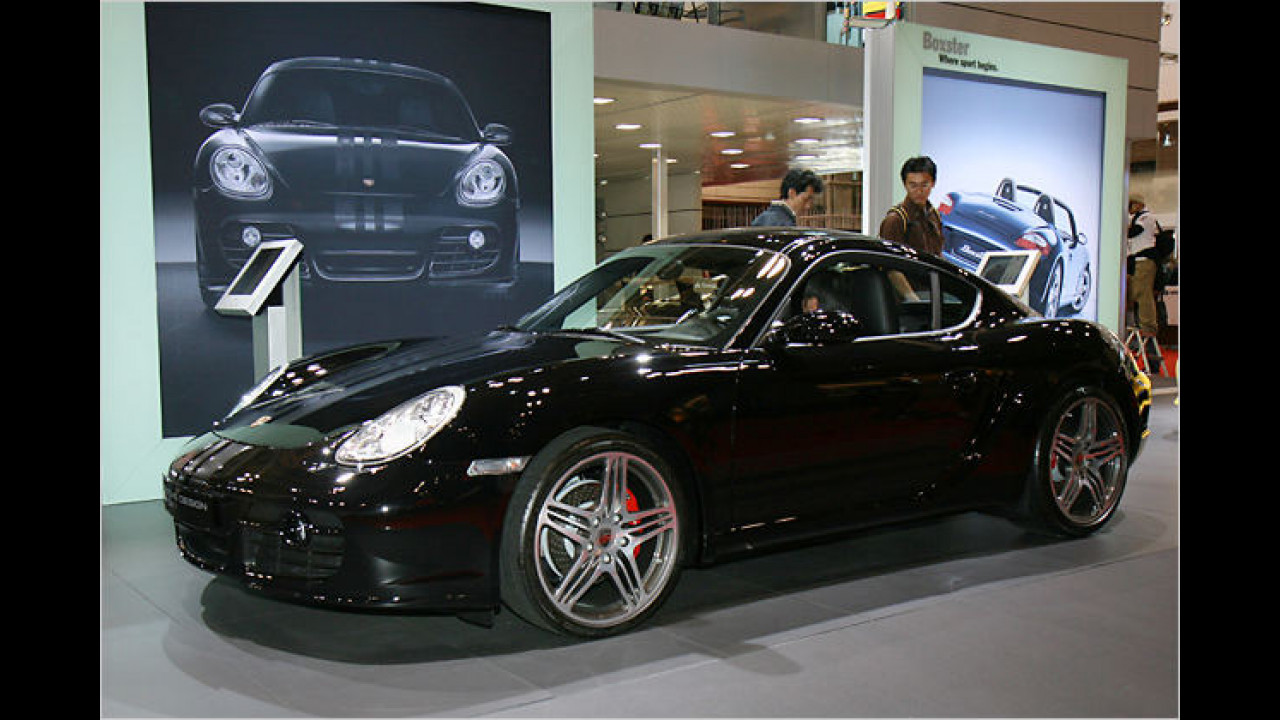 Porsche Cayman S Design Edition 1