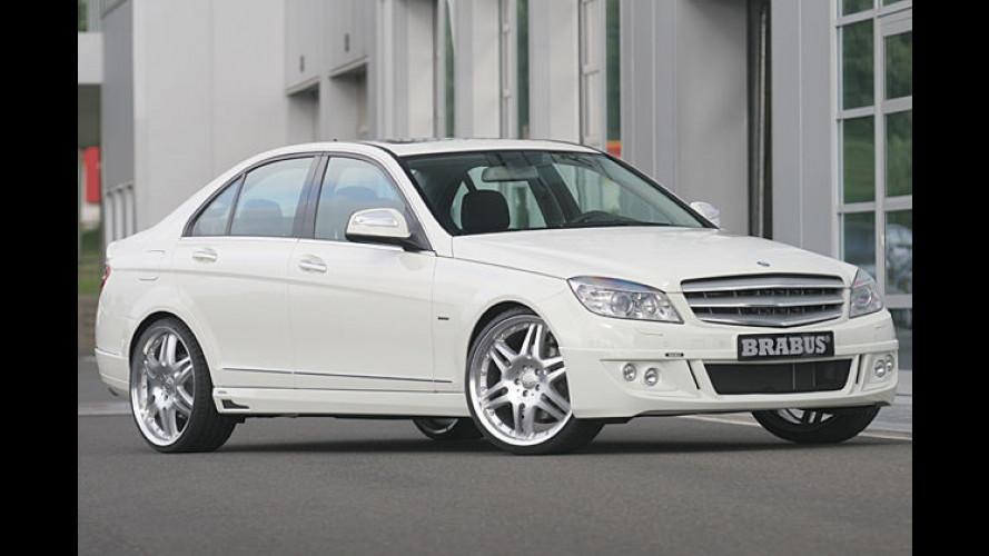 Brabus-Tuning für den neuen Mercedes C 220 CDI