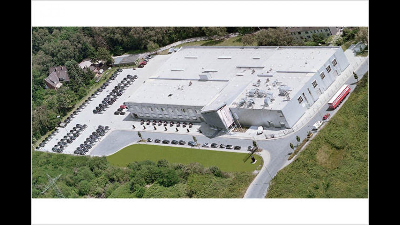2002: Joint-Venture mit DaimlerChrysler