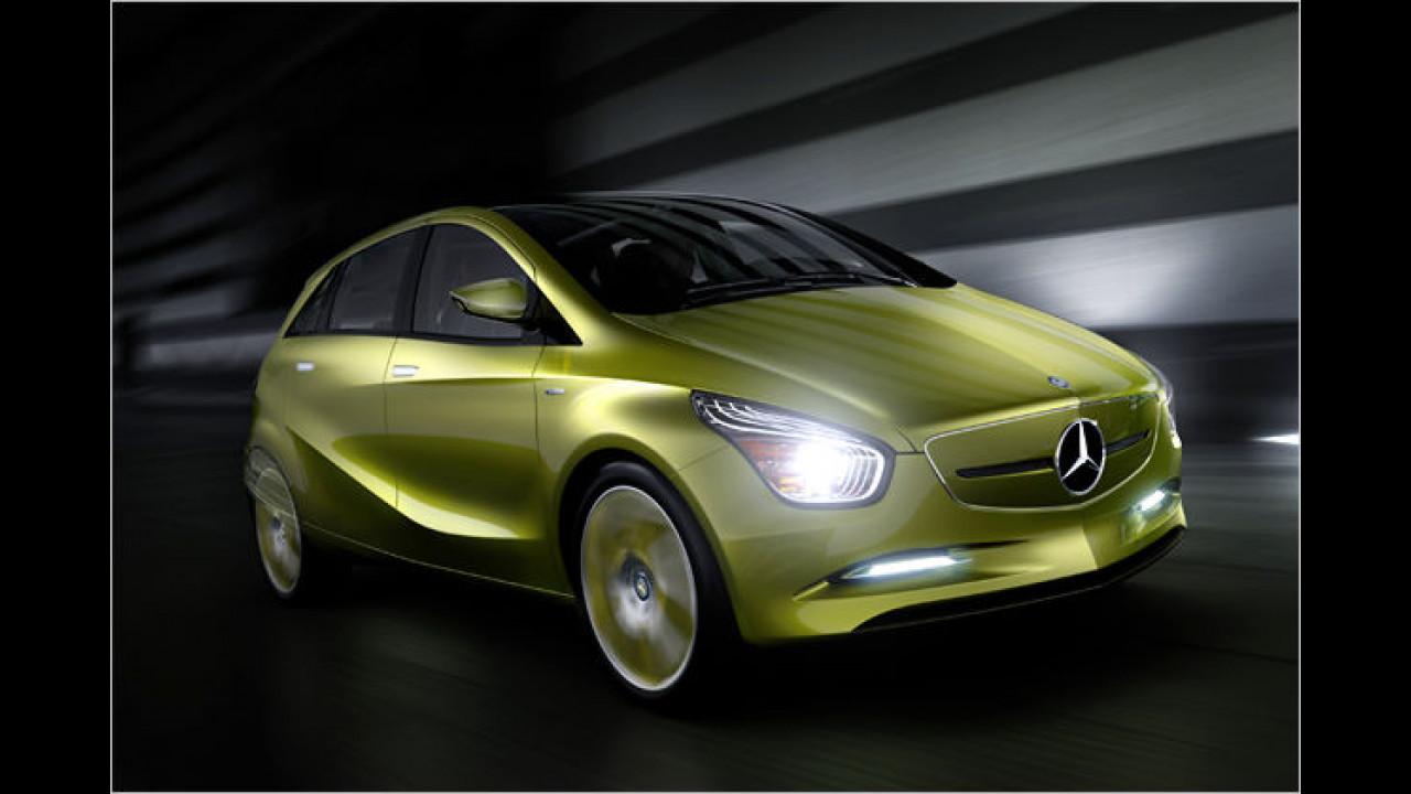 Mutiger Mercedes