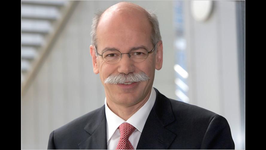 Wie geht es weiter mit DaimlerChrysler? Das Gespräch