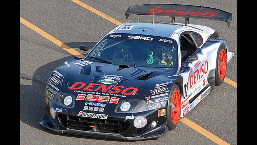 Sieg mit Hybrid: Toyota dominiert 24-Stunden-Rennen