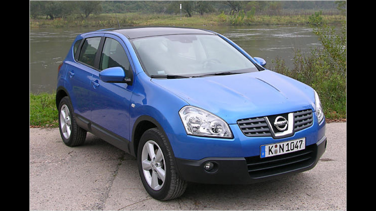 Alternative: Nissan Qashqai 1.5 dCi